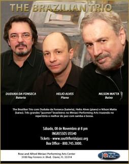 The Brazilian Trio