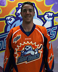 SOLAR BEARS UNVEIL 2015 ALL-STAR JERSEY