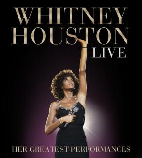 Legacy Recordings Whitney Houston Live