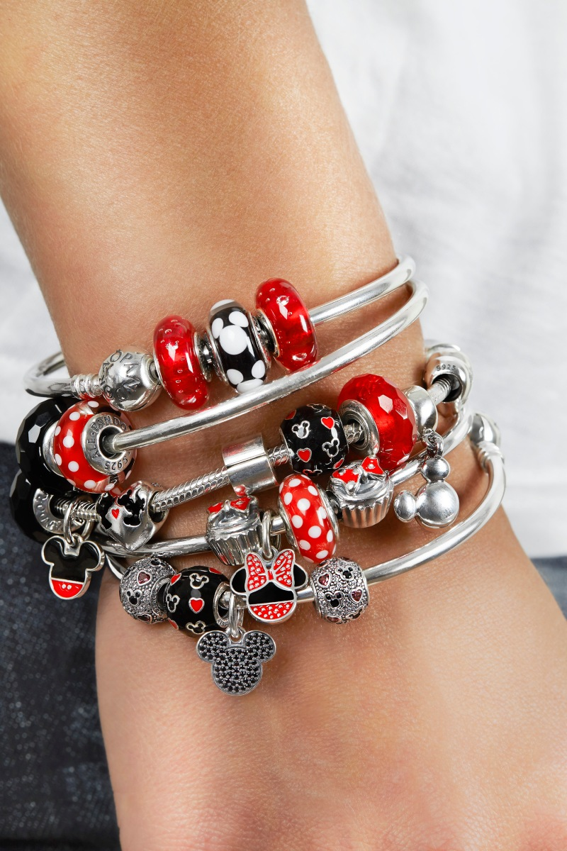 pandora disney earrings pandora jewelry s new disney themed collection celebrates 2068