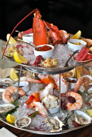 The ONE Group Hospitality Inc STK Orlando Seafood