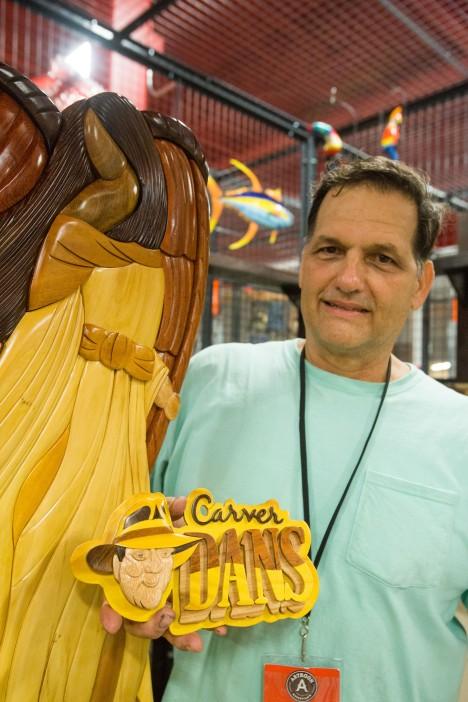 Carver Dans at Artegon Marketplace Orlando