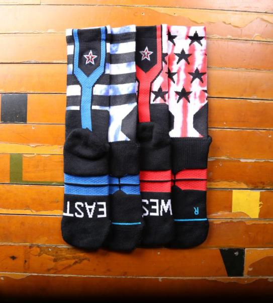 Stance NBA All Star Game Sock