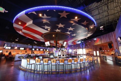 Toby Keith's I Love this Bar & Grill Bar