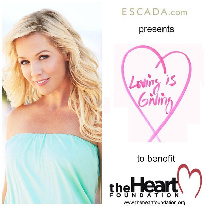 The Heart Foundation ESCADA