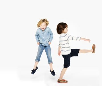 Cole Haan Kids Collection Children Spring 15