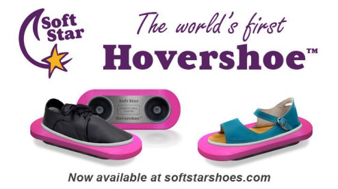 Soft Star Shoes Hover Shoes