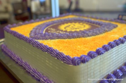 The cake By Pao Gostoso Bakery
