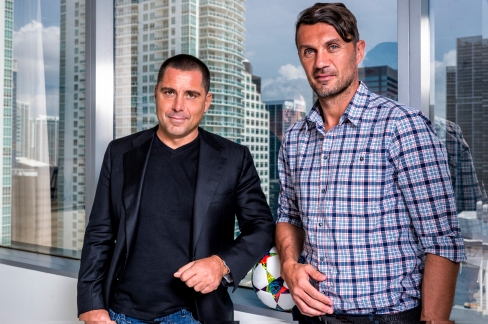 12 Riccardo Silva and Paolo Maldini