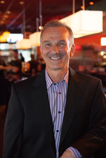 Alan Palmieri, Marlow's Tavern Co-Owner and Partner