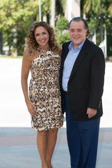Daniela Mercury e Tony Ramos