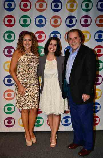 Daniela Mercury, Mila Burns e Tony Ramos