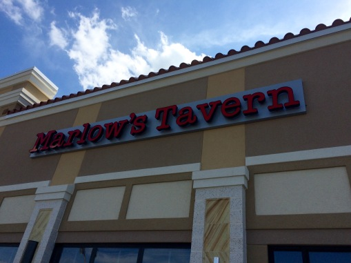 Marlow's Tavern Waterford Lakes Set to Open June 9, 2015