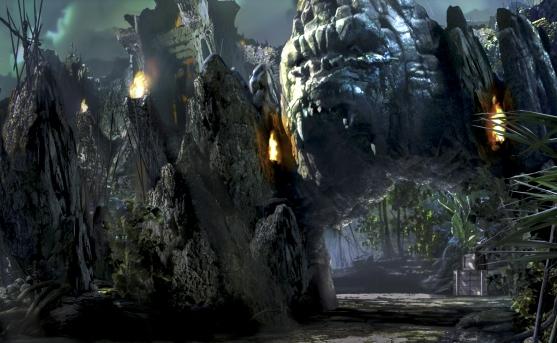 Skull Island Reign of Kong Entrance_HR