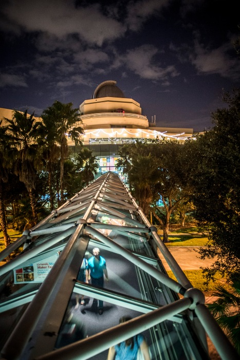 Orlando Science Center's Science Night Live, Photo by Roberto Gonzalez