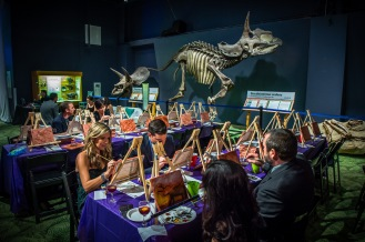 Orlando Science Center Ninth Annual Neanderthal Ball, photo by Roberto Gonzalez