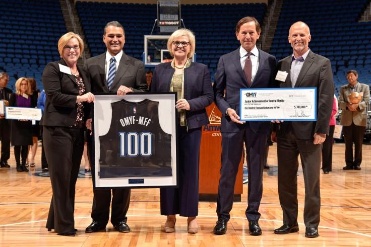 OMYF All-Star Grant 100k recipient - Junior Achievement.jpg